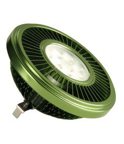 LED QRB111 vert 19,5W 30° 2700K variable