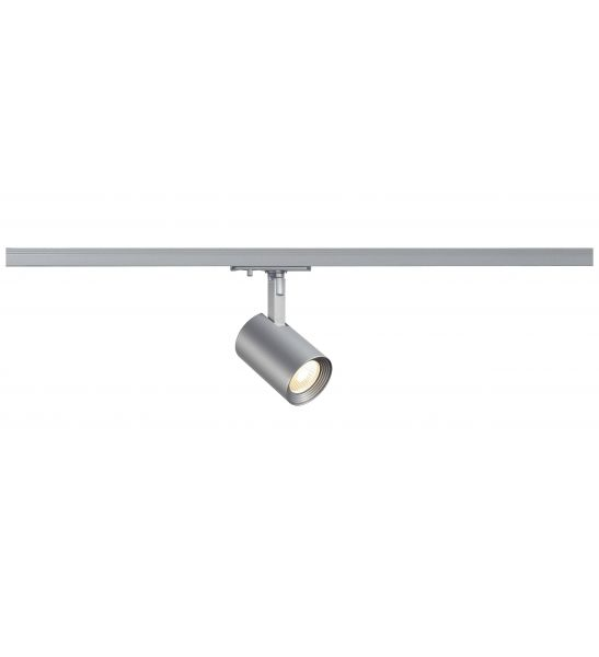 spot rond DEBASTO gris argent LED 7W 3000K adapt 1 all inclus