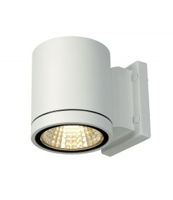Applique ENOLA C OUT WL rond blanc 9W LED 3000K