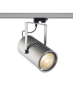 EUROSPOT TRACK, gris argent, LED 61W, 3000K, 12 degres, adapt 3 all inclus