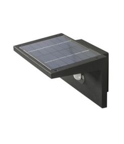 ANGOLUX SOLAR, applique, 3000K, anthracite
