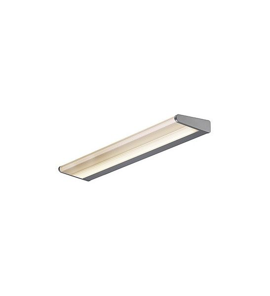 Worklight wave wl-1, applique gris argent, 1xt5 39w