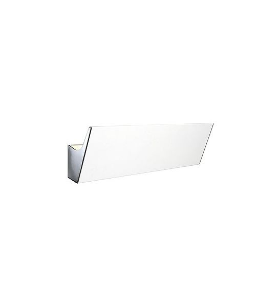 Solf t5 applique 24w t5, blanc/chrome