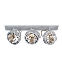 Spot alu triple Kalu recessed 3