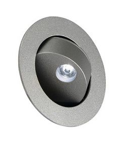 Gilaled, rond, powerled blanc chaud 3w