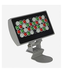 Galen led panel, 24v, 36 led, rgb