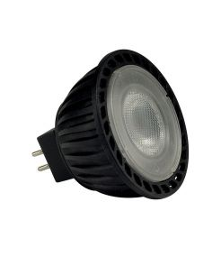 Lampe LED MR16, 4W, SMD LED, 3000K, 40°, non variable